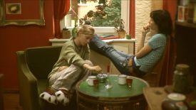 Beste Freunde: Gute Ratgeber oder nur Zweifel-Säher? (Szene aus '13 Stufen')
